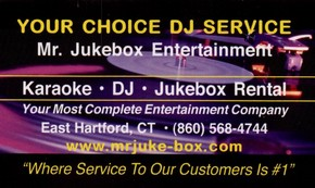 Click to see Your Choice Dj Service Details